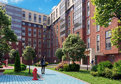 Glorax Development Officially Launches Project for New Apartments