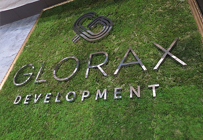 Glorax Development in TOP 10 Developers of Saint Petersburg