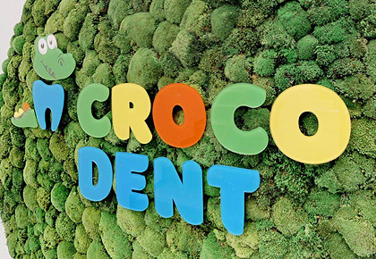 Glorax Group opens a network of children's dental clinics CrocoDent