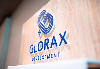 "Glorax Development received the award ""Reliable Developer of Russia"""