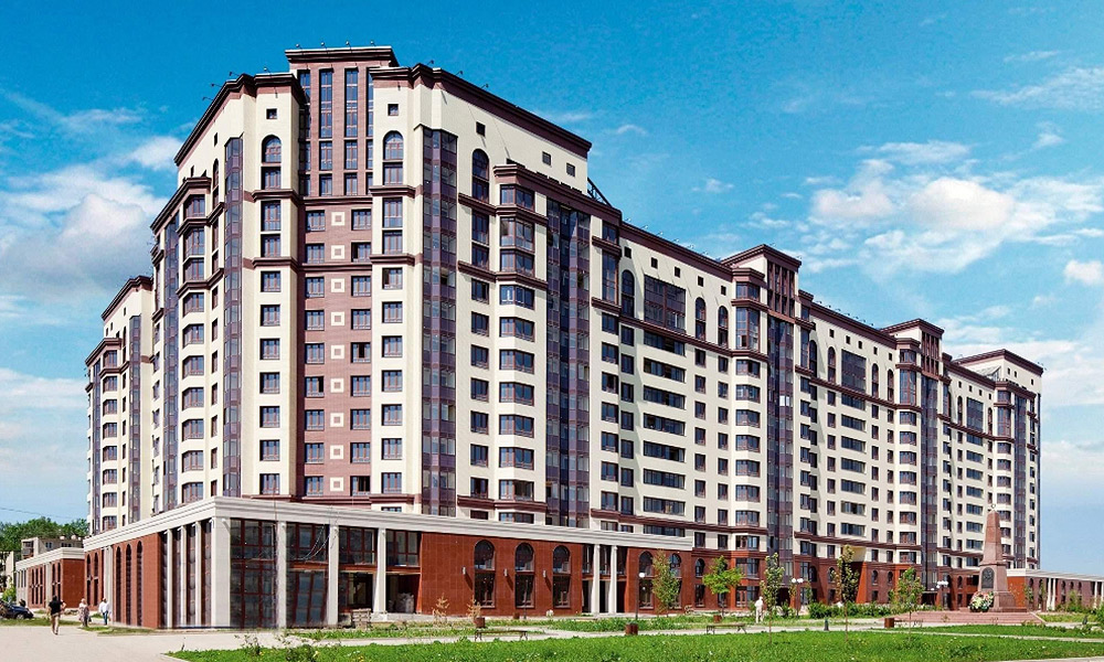 """Grand Park"" – a family residential complex located in Sergiev Posad in an ecologically clean area"