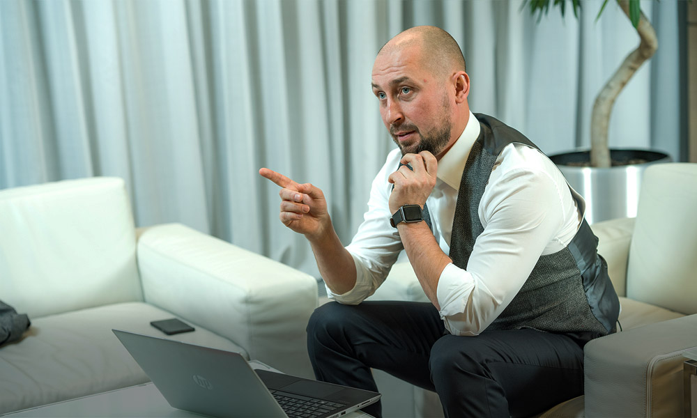 Andrei Birzhin announced the launch of the Quadro accelerator to search for IT startups in real estate and development