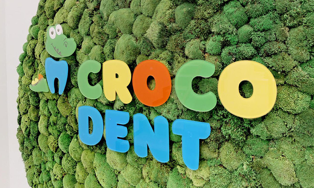 In 2019 the Federal network of dental clinics CrocoDent was launched