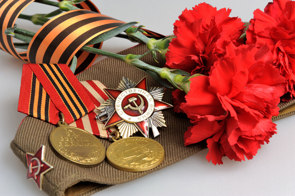 Congratulations on Victory Day!