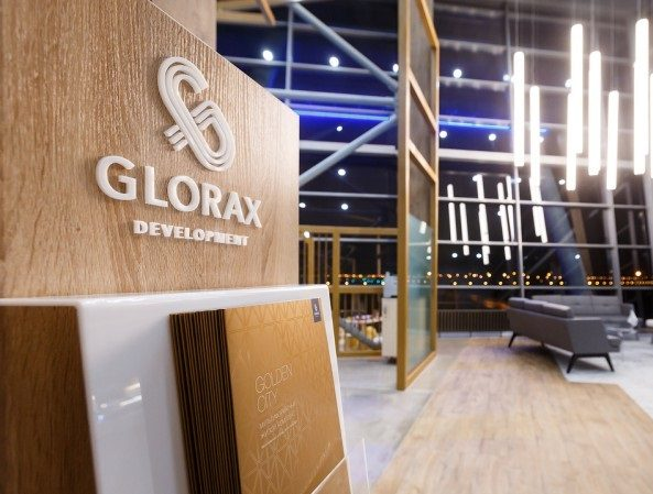 Glorax Development is one of the top three leaders in terms of the volume of housing commissioned