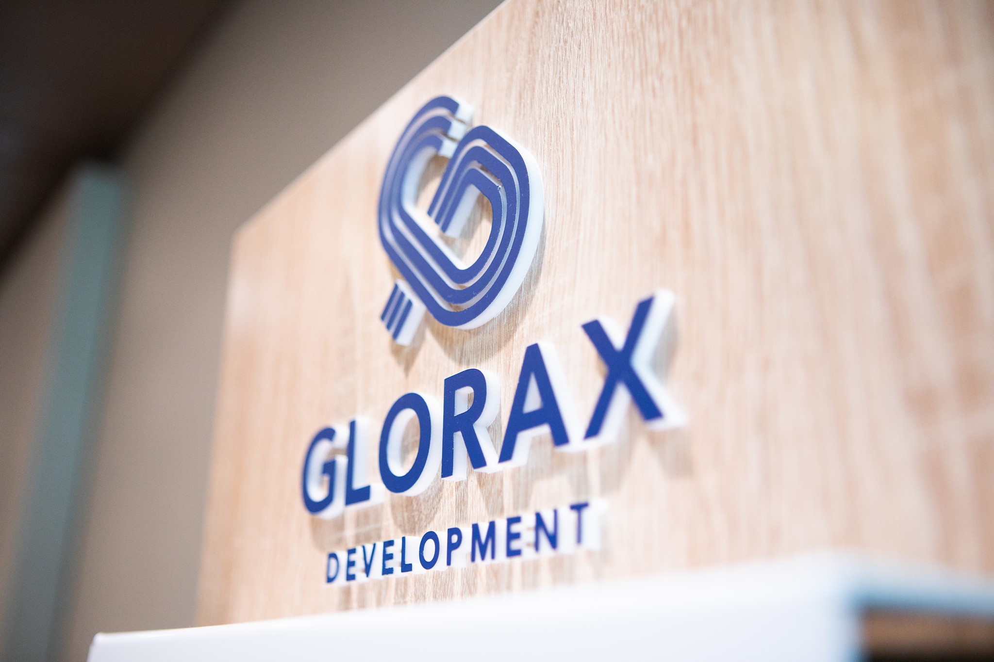 Glorax Development Made Itself into TOP-10 Developers in Saint Petersburg by Estimated Revenues